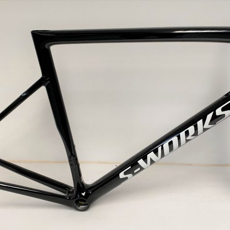 sworks gloss black